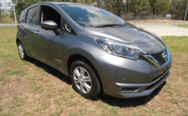 2017 Nissan Note HE12 e-POWER
